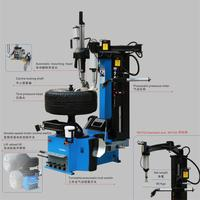 No Turntable No Crow Bar Speed Adjustable Automatic Tyre changer