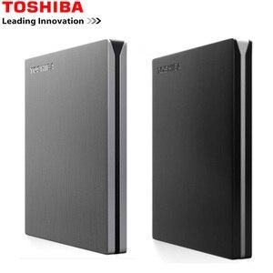Toshiba External Hard Drive Hard Disk Disco Duro 1TB 2TB HD Externo HDD 1TB Hard Disk Portable HDD 2.5 USB3.0 Harici