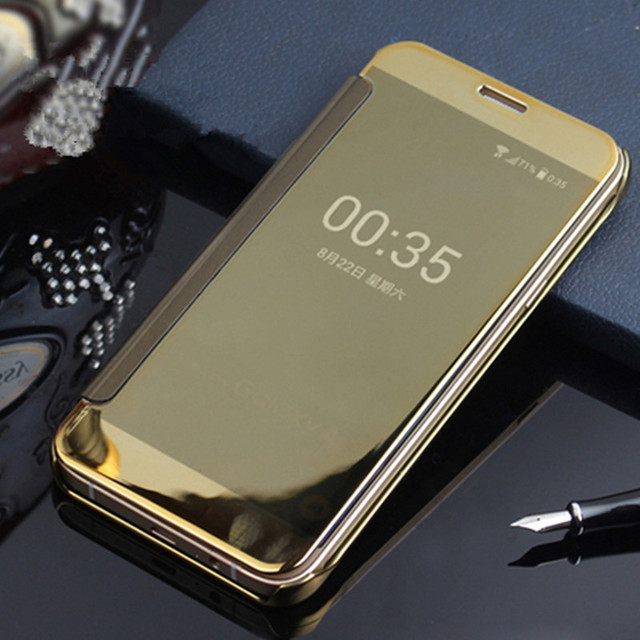 funda samsung a5 2017 clear view cover