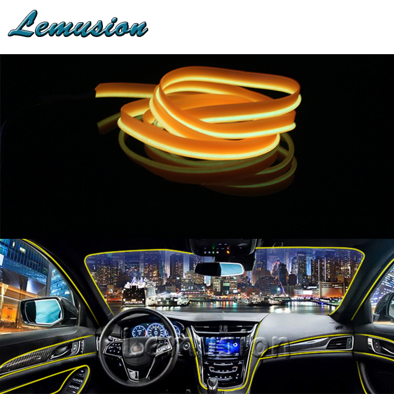 Car Neon Light Glow LED Strip Styling For BMW E46 E39 E90 E60 E36 F30 F10  E34 X5 E53 E30 F20 E92 E87 M3 M4 M5 X5 X6 Accessories In Car Stickers From  ...