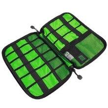 hot deal buy organizer system kit case storage bag digital gadget devices usb cable earphone pen travel insert portable
