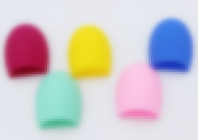Silicone Makeup Brushegg Cleaning Washing Tools Cosmetics Makeup Brushes Scrubber Board Washing Cosmetic Brush Cleaner Tool
