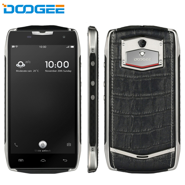 Original Doogee T5 lite Waterproof IP67 Shockproof Dustproof Smartphone 2GB RAM 16GB ROM MTK6735 Quad Core 5.0 inch  Android 6.0