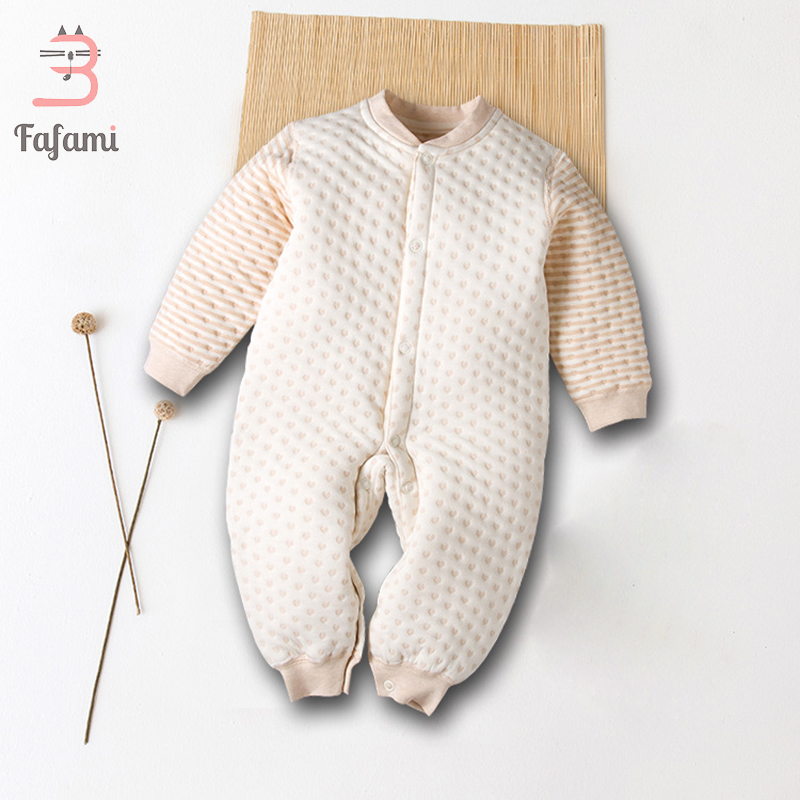 e8430aa5d Baby rompers newborn boy clothes Organic cotton baby girl clothing ...