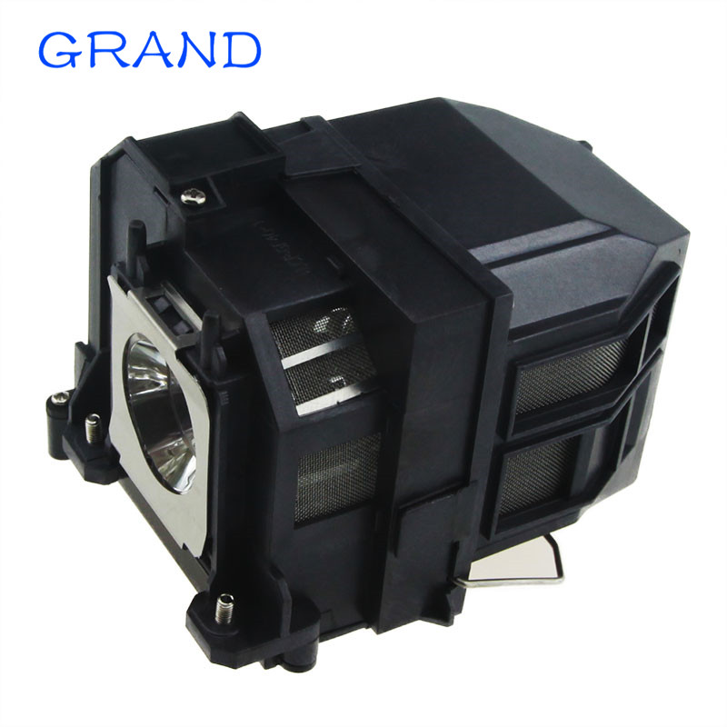 Compatible Projector Lamp with housing ELPLP71 for Epson EB-470 EB-475W EB-480 EB-485W 475WI 485WI 475I with 180 days warranty free shipping easily starting projector bulb elplp71 fit for eb 485w eb 485wt