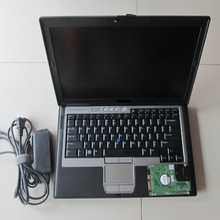cheap netbook d630 laptop ram 4g auto diagnostic computer with hdd 250gb for mb star c4 c5 windows 7 best price