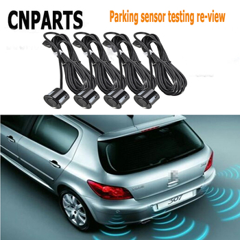 CNPARTS 1PCS 22mm For Volvo S60 XC90 Subaru Forester Peugeot 307 206 308 407 Car Parking Sensor Monitor Tracker Reversing Probe image
