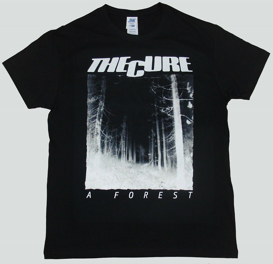 The Cure T Shirt A Forest Tops Summer Cool Funny T Shirt