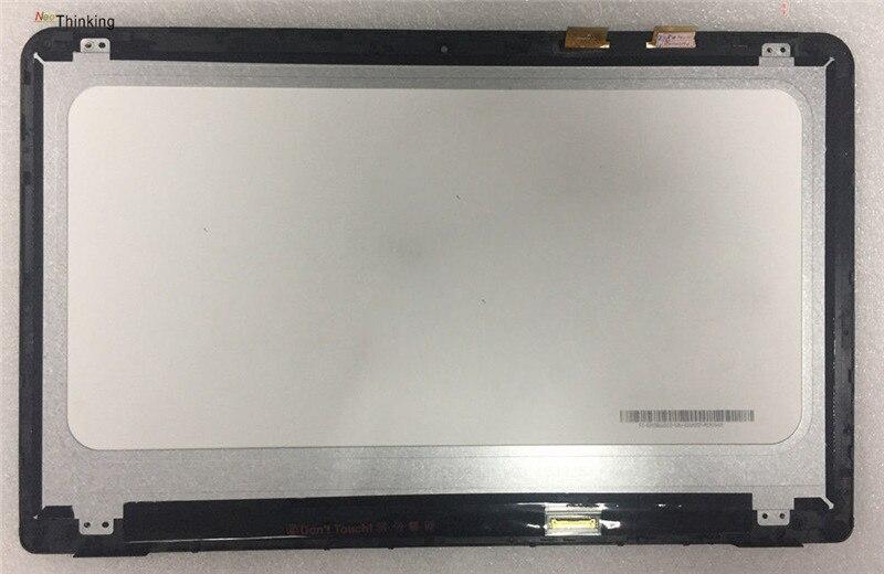 NeoThinking 15.6 pouces Lcd assemblée pour HP pavillon x360 15-bk Lcd numériseur écran tactile remplacement livraison gratuite