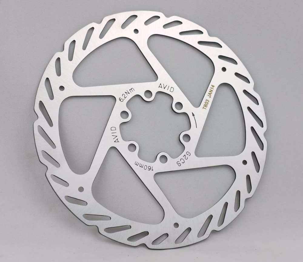 NEW Avid G2 Clean Sweep 160mm Rotor