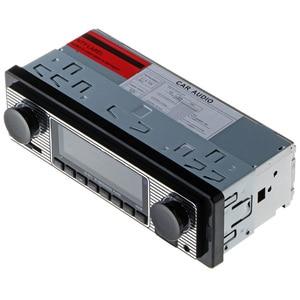 Image 4 - 1 DIN 12 V Auto Radio Player Bluetooth Stereo FM Retro Radio Player Auto U disk Plug in autoradio Fahrzeug DVD Maschine 2019 NEUE