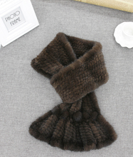 Knitting Real Mink Factory