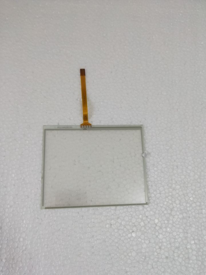 DX100 JZRCR YPP01 1 Touch Glass Panel for Teaching Device Panel repair do it yourself New