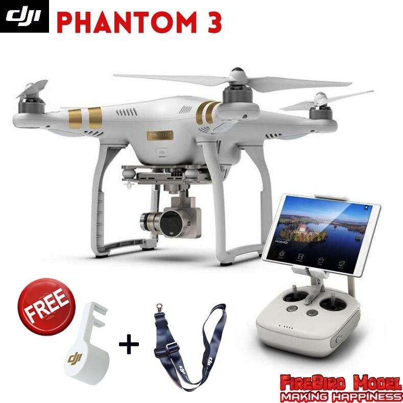 Original DJI Phantom 3 Advanced Professional Drone with 2 7K 4K Full HD camera font b