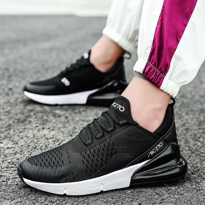 HTB1wuo7RkzoK1RjSZFlq6yi4VXaM 2019 High Quality Men Casual Shoes spring Fashion brand soft breathable sneakers Lace up tide male shoes Zapatos Big size 39 47