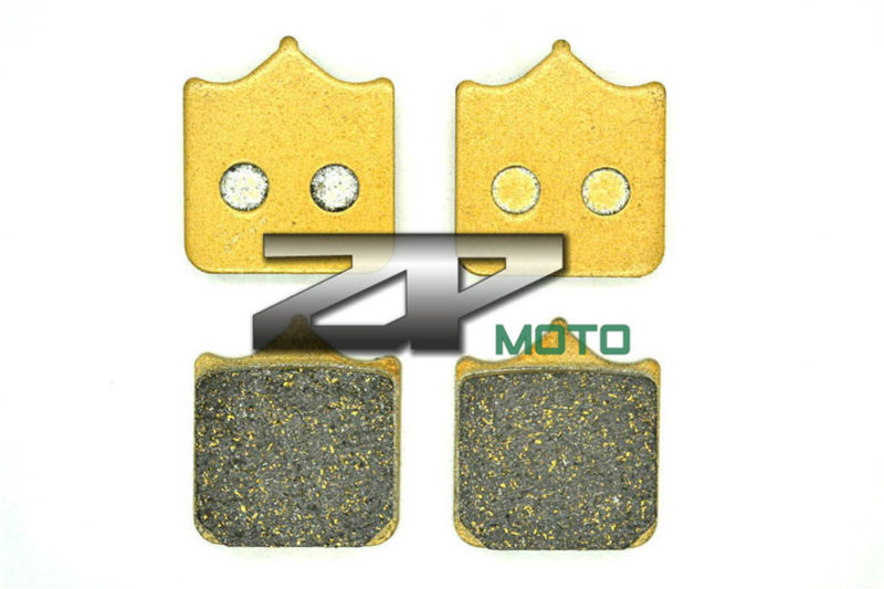 Brake Pads For MV AGUSTA F4R 1000 font b Calipers b font 2006 2007 Brutale 910