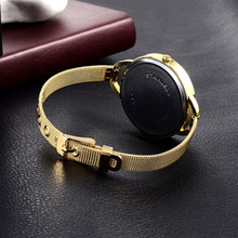 luxury brand watch women fashion gold women watches ladies watch full steel clock