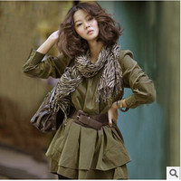 Hot Sale New Autumn And Winter Women S Long Sleeved Dress Fashion Casual Women Winter Dress