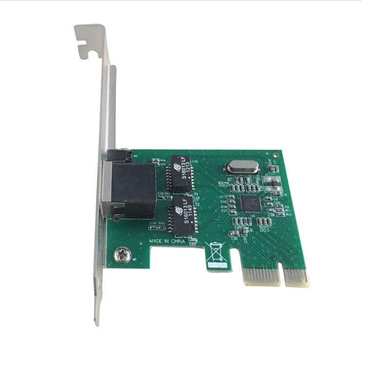 Angemessen Pci Express Pci-e Netzwerk Karte 100 0 Mbps Gigabit Ethernet 10/100/100 0 Mt Rj-45 Lan Adapter Konverter Netzwerk Controller Tragbares Audio & Video