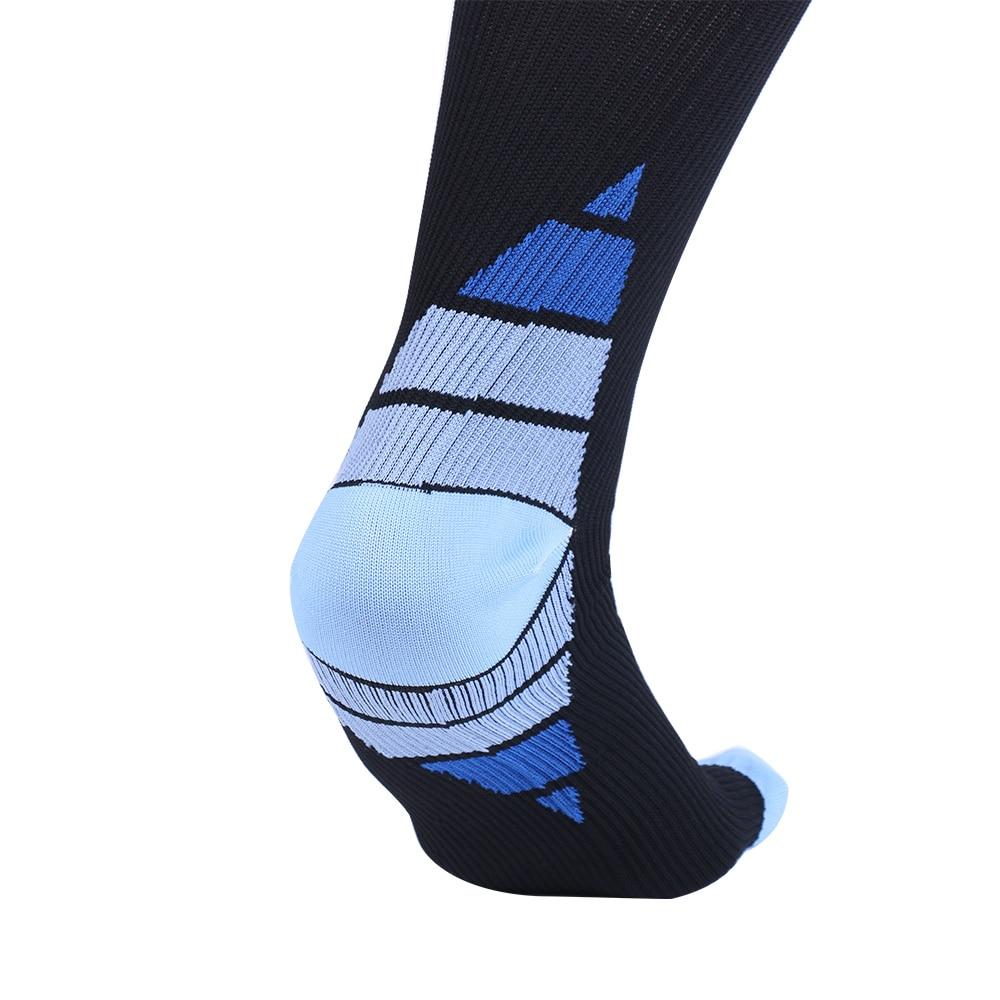 Mens Professional Compression Socks Protect Leg Unisex Women Man Socks Breathable Anti-fatigue Boost Blood Circulation Men's Socks