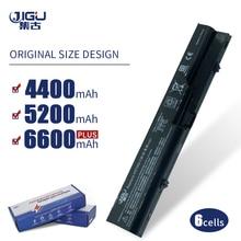 JIGU 6 Аккумулятор для ноутбука hp ProBook 4320s 4520s 4320t 4326s 4420s 4421s 4425s 4520s 625