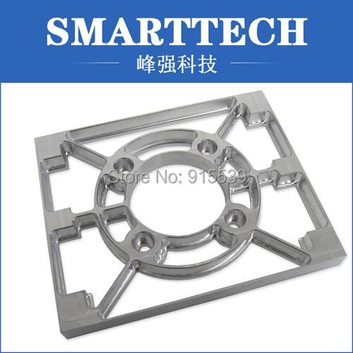 Aluminum frame for test machine,CNC machine manufacture stainless steel axle sleeve china shen zhen city cnc machine manufacture