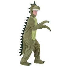Adult T Rex  Dinosaur Cosplay Halloween Costume Funny Animal Fancy Dress
