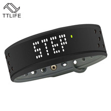 TTLIFE бренд смарт-браслеты Bluetooth Монитор Сердечного Ритма Смарт-браслет движение фитнес-трекер сна шагомер Smart Band