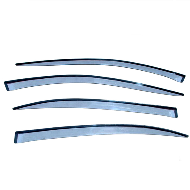 For BMW 5 Series F10 Visor Vent Shade Window Deflector Sun Rain Guard 2011-2015
