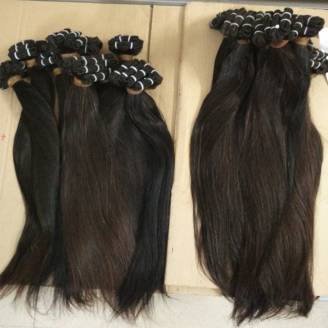 50pcs Hair Factory Wholesale Hair 7a Unprocessed Brazilian Virgin