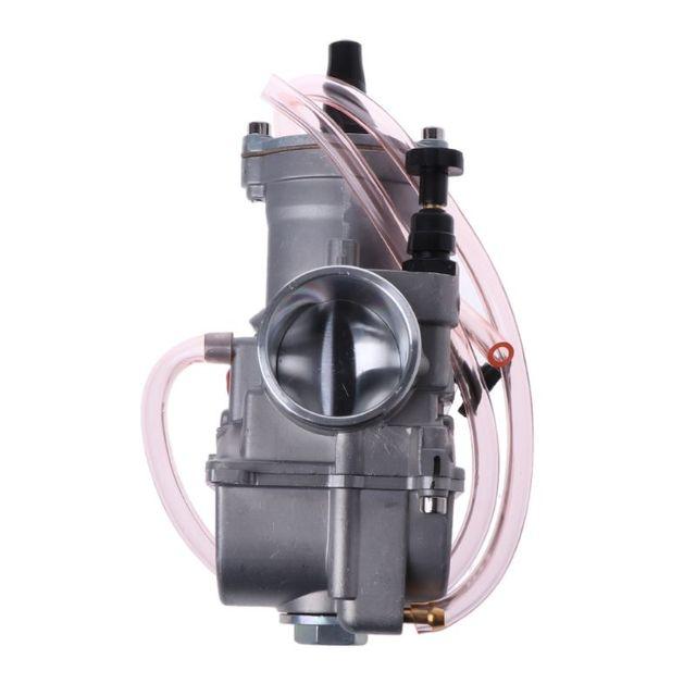 Motorcycle Carburetor PWK 34mm Universal 2T 4T Engine Power Jet UTV ATV For  Keihin