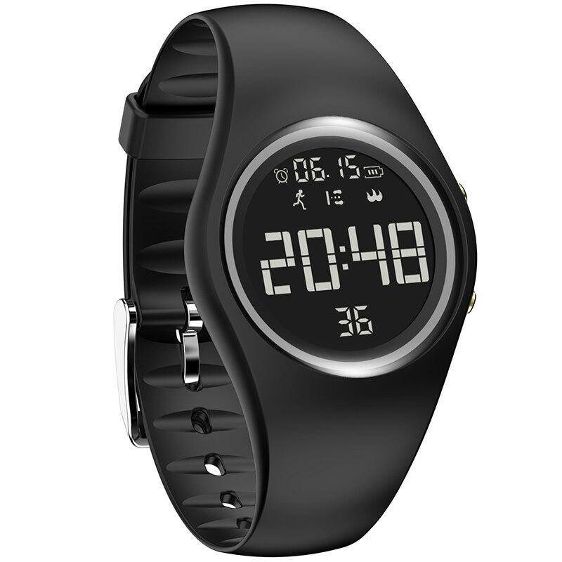 2019 Nieuwe Stijl Waterdichte Digitale Smart Sport Vrouwen Horloge Stappenteller Monitor Calorie Intelligente Motion Fitness Horloges Fitness Creatieve Klok
