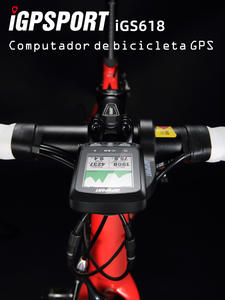 Igpsport Power-Meter Navigation Cycle Computer Gps Cycling Igs618 IPX7 3000-Hours Data-Storage