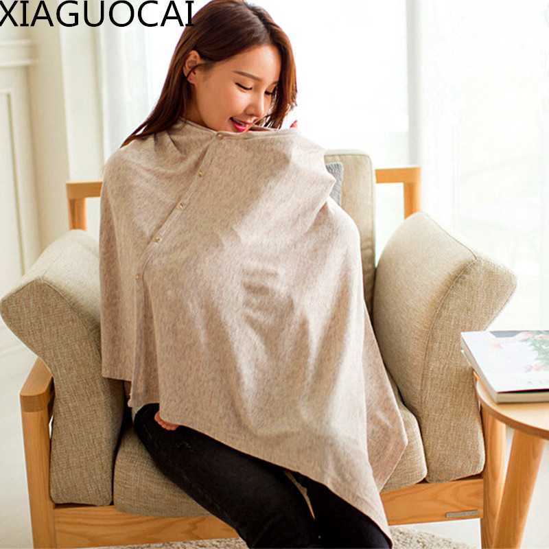 2018 Breastfeeding Cover 100% Cotton Multifunctional Mother Clothes Scarf Baby Infant Nursing Cover Up Apron shawl cape B43 102018 Breastfeeding Cover 100% Cotton Multifunctional Mother Clothes Scarf Baby Infant Nursing Cover Up Apron shawl cape B43 10