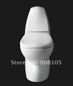 2017 hot sale wholesale CE certificate UPC certificate One piece toilet ceramic toilet water font b
