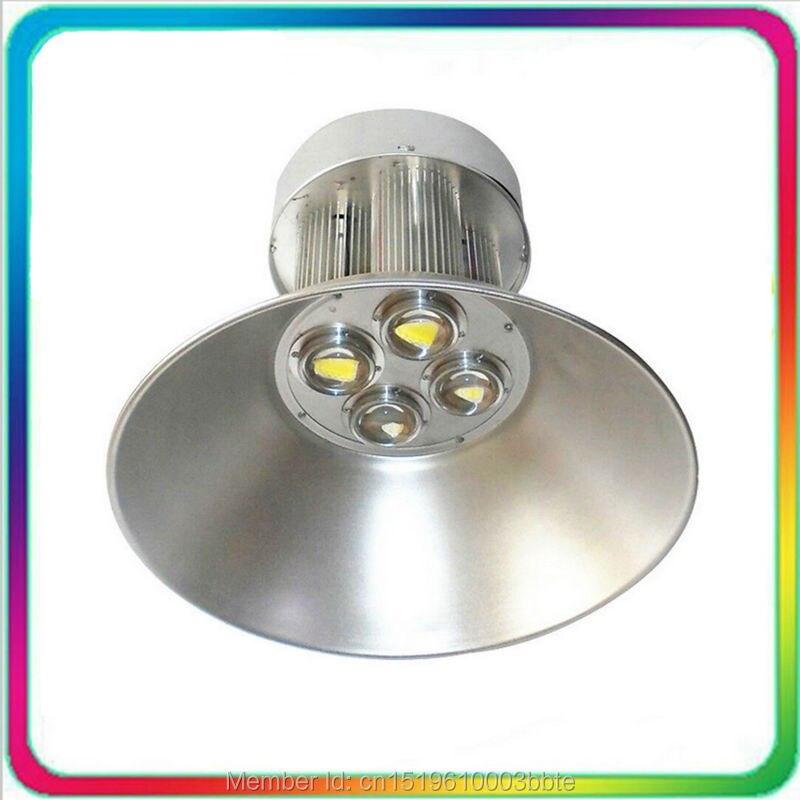 5 pièces AC85-265V de garantie 3 ans épais logement E40 30 W 50 W 100 W 150 W 200 W 300 W 600 W LED haute lumière LED pour baie ampoule industrielle