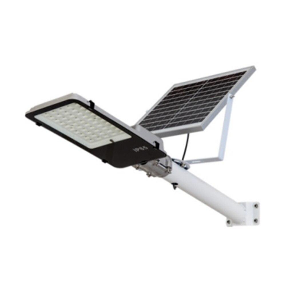 venda quente 30 w 50 w 100 w solar led lampada de parede ao ar livre