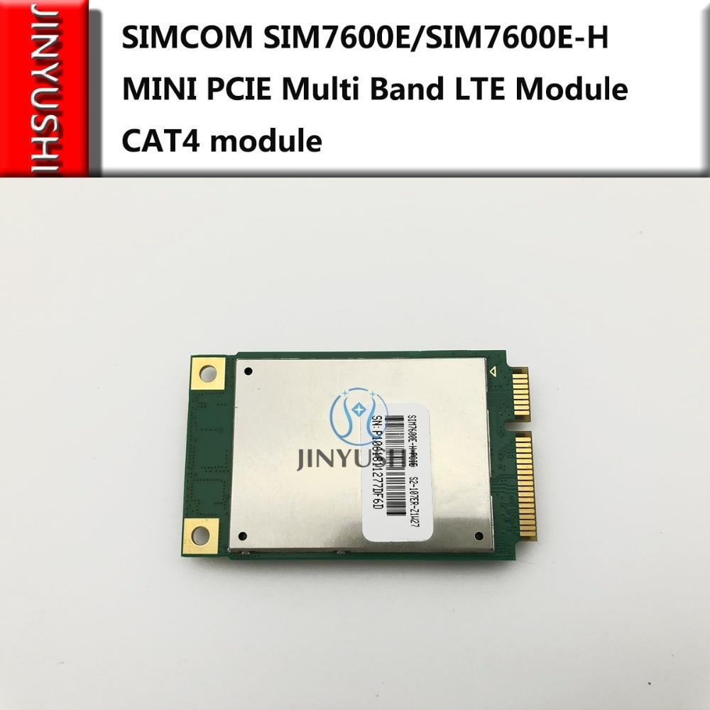 SIM7600E H pcie LTE Cat4 Module SIMCOM LTE FDD for SIM7600E