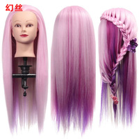Hot Sale Hair Mannequin Heads Hairdressing Hair Practice Head Models Training Head Mannequin Head Hairstyles Cosmetology