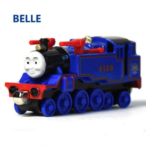 Women Confident Belle--die Cast Trains Magnetic Connector Magnetic Tails The Tank Engine Trains Kids Toy For Children Suitable For Men And Children