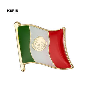 AKOLION Flag Lapel Pin Badges In Patches Icon Backpack