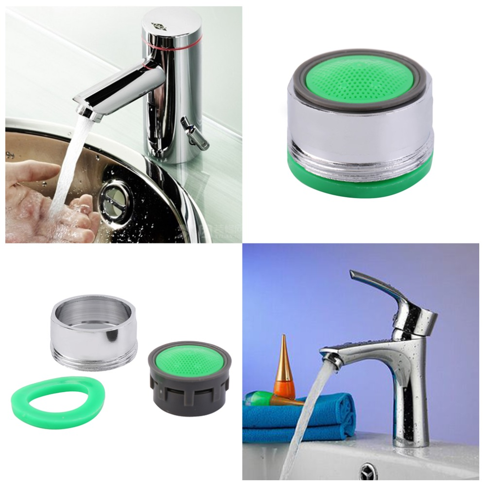 5pcs Faucet Tap Nozzle Thread Swivel Aerator Filter Sprayer Kitchen