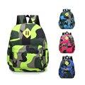 Детский сад дети мешок мешок Camo в больших классах для мальчиков и девочек в начальной школе рюкзак туризм рюкзак сверхлегкий