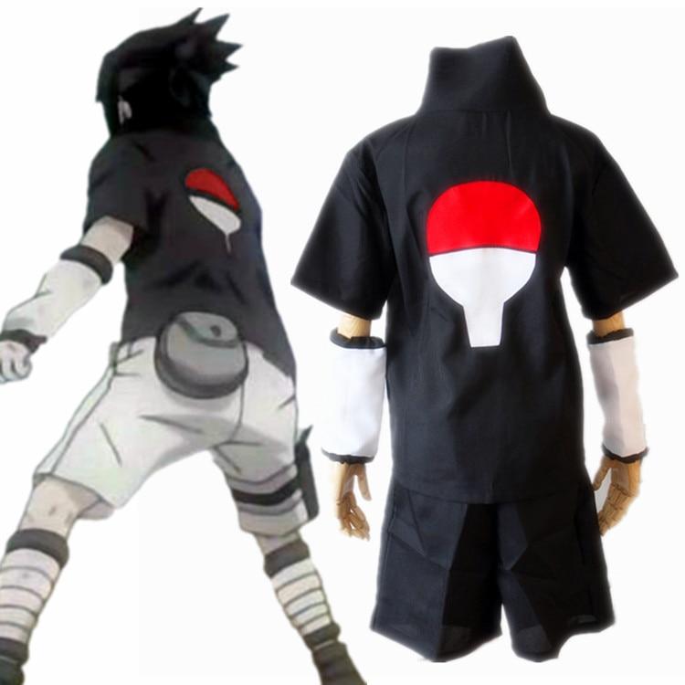 font b Naruto b font Ninja Sasuke Uchiha 1st Itachi Anime font b Cosplay b