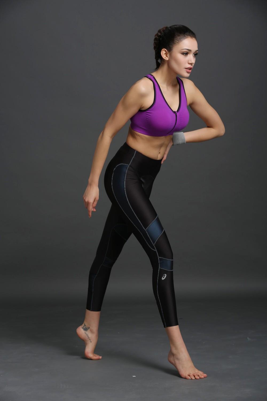 B.BANG 17 New Women Zipper Bra Push Up Crop Top Seamless Sexy Shakeproof Underwear M-XXXL Big Size Wholesale Brassiere 12