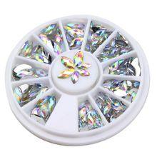 Charm Nail Wheel Nail