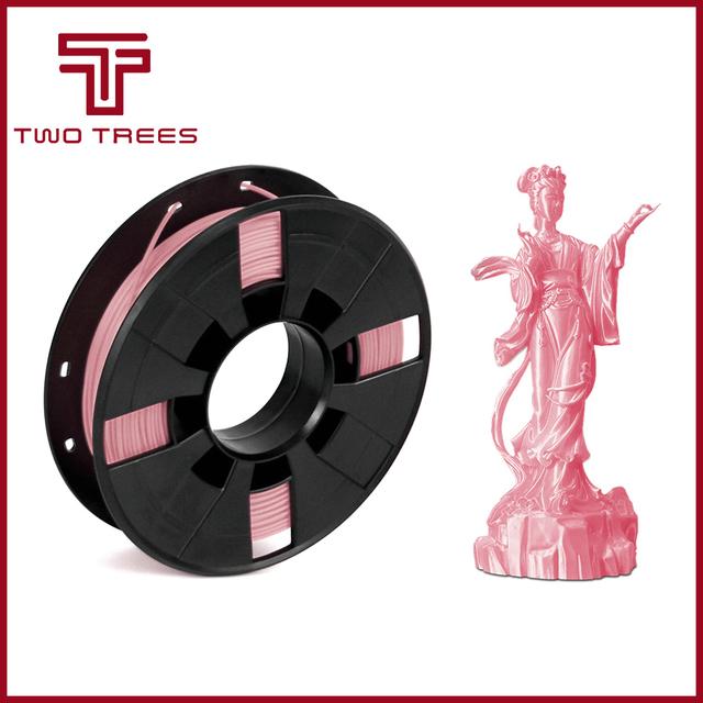 DIY 3d printer filament more colors Optional PLA/ABS 1.75 for MakerBot RepRap plastic Rubber Consumables Material 0.2/KG 58meter