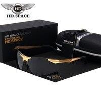 HD חיצוני ספורט משקפי שמש מעצב מותג משקפי שמש מקוטב אל Mg UV Gafas סהרוני Oculos דה סול נהיגה משקפיים מגניבים LD006