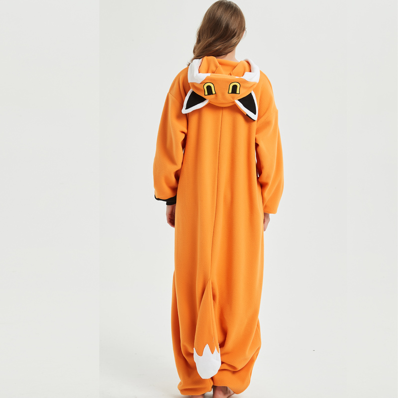 fox onesie for men