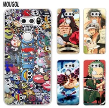 One Piece Hard Case cover for LG